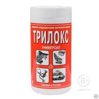 Трилокс салфетки мягкая упаковка №120