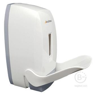 Локтевой диспенсер для жидкого мыла.ES-500W