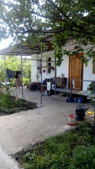 Продаётся дом 80 м2. баня сруб, сад, хоз. постройки, земля 15 соток вспахана, удобрена