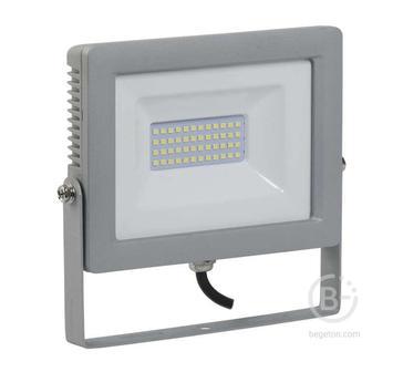 Прожектор СДО 07-50 LED 50Вт IP65 6500К сер. ИЭК LPDO701-50-K03