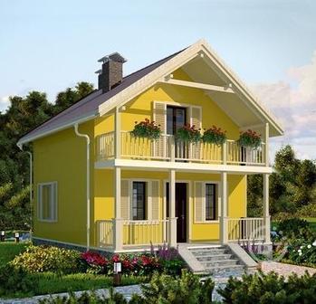Спецпредложение! Дом  105 кв.м,  960 000 рублей