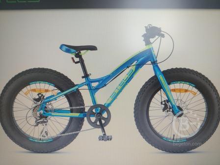 """Велосипед STELS Aggressor MD 20"""""""