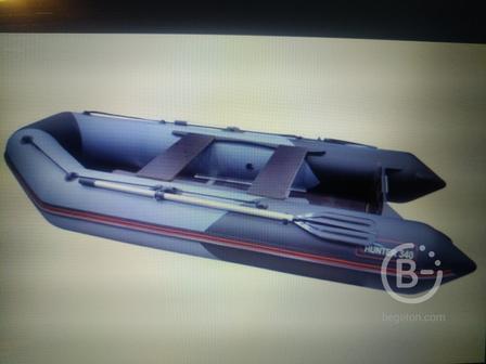 Лодка HUNTER 340