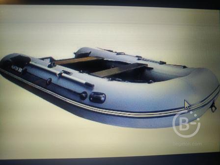Лодка HUNTER 360