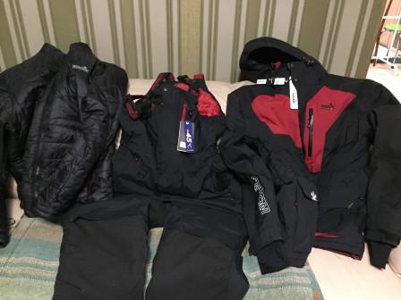 Продам новый зимний костюм Norfin Extreme 5  до - 45 гр.
