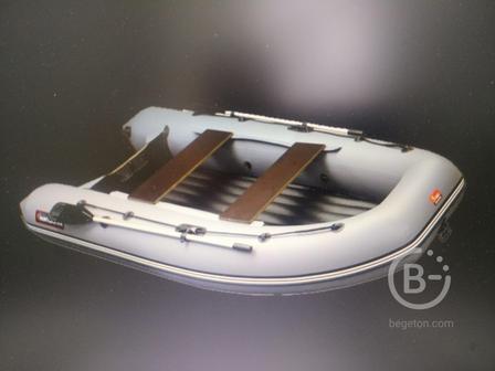Лодка HUNTER 310A надувное дно
