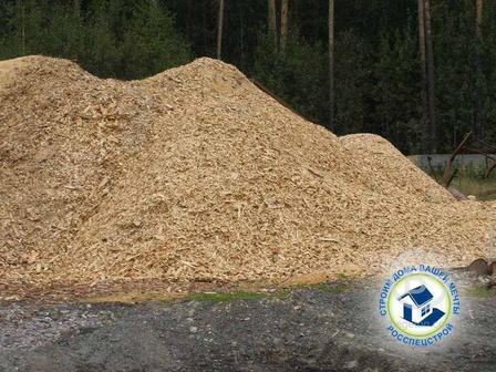 Оптом опилки и отходы деревообработки