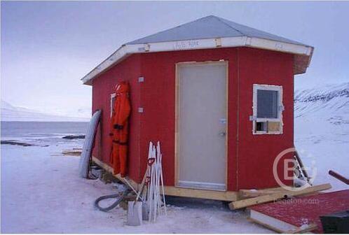 Тепло ли зимой в доме из СИП-панелей? Да. Даже в Арктике!