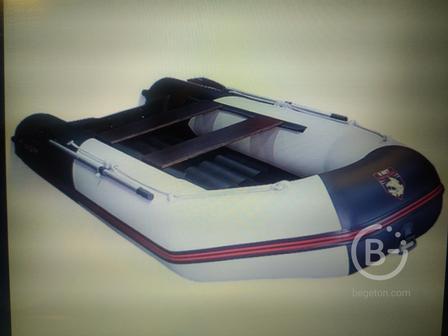 Лодка HUNTER 345 ЛКА