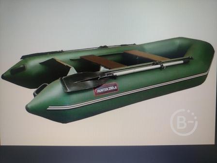 Лодка HUNTER 290LK