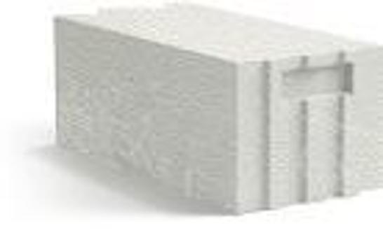 Блок газобетон паз-гребень 625x250x200, D 400, 56шт., Теплон
