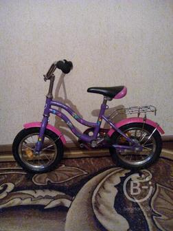 детский велосипед бу в Талнахе