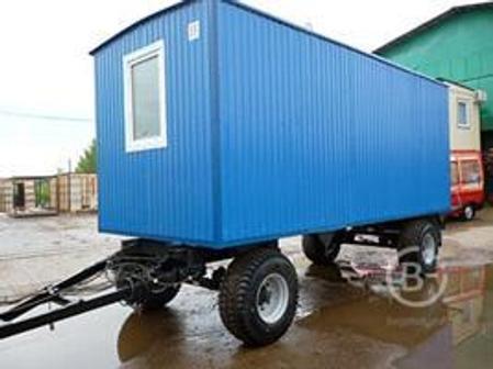 Электропроводка в подарок при заказе вагона-дома на колесах