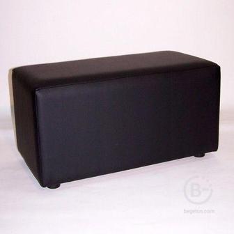 Банкетка — пуфик BN-001(черн)
