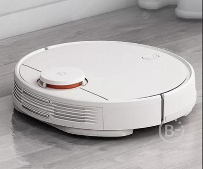 Робот-пылесос Xiaomi Mijia LDS Vacuum Cleaner (Global) (STYTJ02YM)