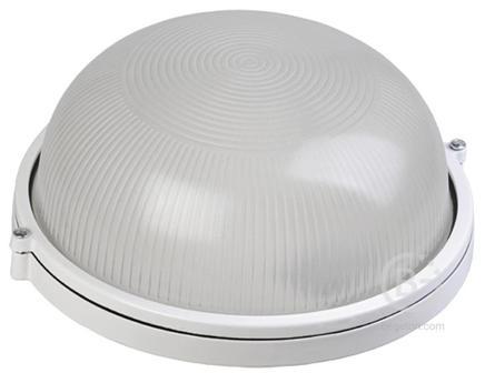 Светильник НПП 1301 60Вт E27 IP54 бел. круг ИЭК LNPP0-1301-1-060-K01