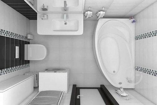 Дизайн ванной комнаты в подарок!