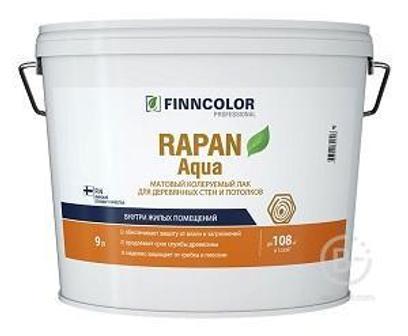 Лак Rapan Aqua