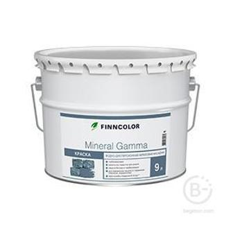 Фасадная водно-дисперсионная краска Mineral gamma