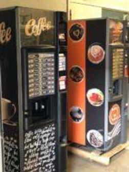 Necta Kikko Es6 б/у. Распродажа торговых автоматов для кофе