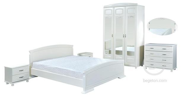 Спальный гарнитур «Кристина»