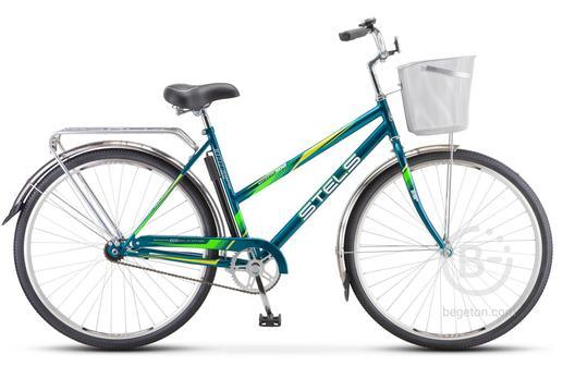 28 Велосипед Стелс 300 Леди (Корзина)