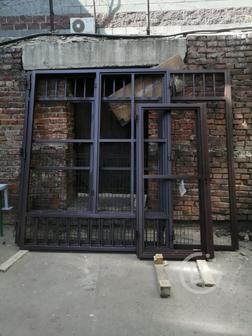 Ворота Распашные (Полотно)