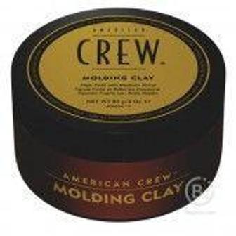 Текстурирование/моделирование American CREW Формирующая глина для укладки волос, 85 мл
