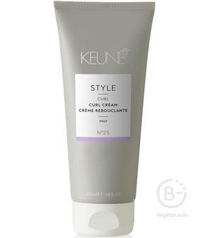 Текстурирование/моделирование KEUNE STYLE Крем для ухода и укладки вьющихся волос, 200 мл