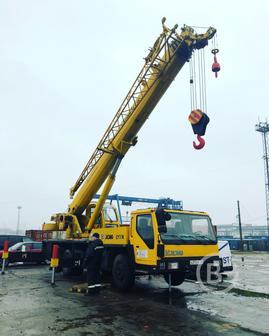 Сдаем в аренду автокран XCMG 30 тонн 50 метров
