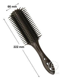 Брашинги и расчески Y. S. PARK Щетка для укладки волос с ионизацией  Pro Straight Air Styler