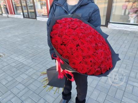 Букет ХАЛИФ 51 роза