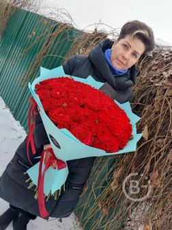 51 роза в Липецке