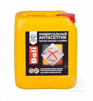Универсальный антисептик против плесени и грибка DALI® 5 л