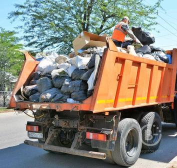 Вывоз мусора (строительного, ТБО и прочее) Услуги грузчиков