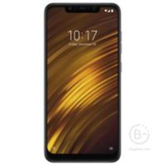 Смартфон Xiaomi Pocophone F1 6/64GB Black Global Version