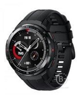 Умные часы c GPS HONOR Watch GS Pro (silicone strap) угольный черный