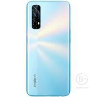 Смартфон Realme 7 8/128GB зеркальный серебристый