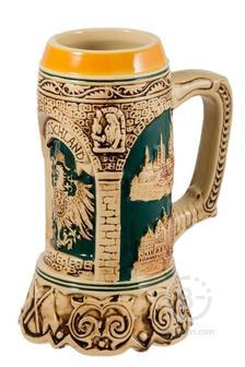 Пивная кружка коллекционная Германия 20см, 800мл  111-237