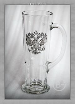 """Пивная кружка 1537 """"Держава"""" 500мл.  72-0000"""