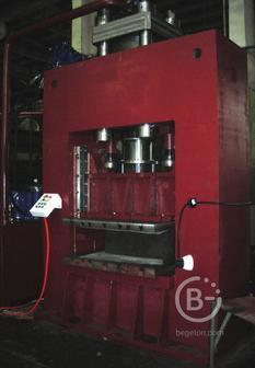 Пресс-автомат гидравлический ппг