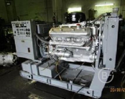 Дизельные генераторы от 10 до 200 кВт