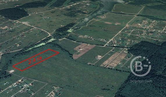 Земельный участок сельхозназначения