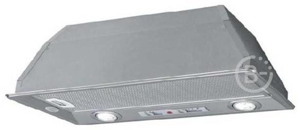 Встраиваемый вытяжной шкаф JET AIR - Встраиваемый вытяжной шкаф JET AIR/ Встраиваемый моноблок 80см, 900 куб. м/ч, слайдерное управление, LED, серый