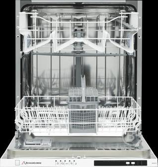 Встраиваемые ПММ шириной 60 см Schaub Lorenz - Полноразмерная,  82x59.8x55 см, 12 комплектов, 5 программ, 4 температурных режима, расход 12л, электронное управление, верхняя корзина EASY LIFT,защита от утечкиLEAKAGE PROTECTION, отсрочка 3/6/9 часов