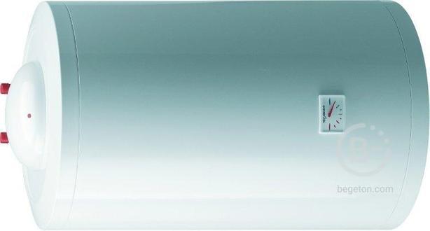 Накопительный водонагреватель GORENJE - Накопительный водонагреватель GORENJE/ 766х454х461 мм, 80 л, 2000 Вт, время нагр (15-75C) 3 ч 05 мин, термометр, универс. монтаж, фикс темп 55С