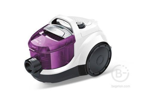 Пылесос безмешковый BOSCH - Пылесос безмешковый BOSCH/ Мощность 1800 Вт, циклонный фильтр, сухая уборка