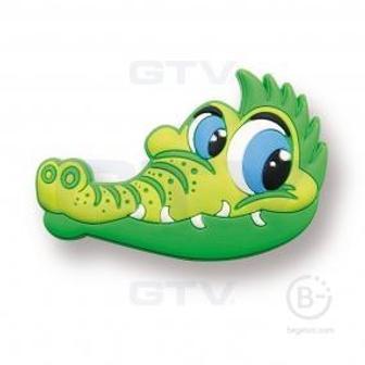 Ручка кнопка - крокодил