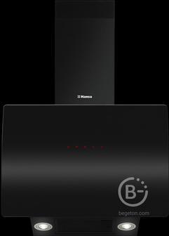Вытяжка HANSA - Вытяжка HANSA/ Тип купольная, 60см, 500 куб.м, LED, цвет: черный