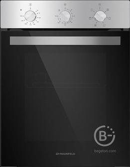 Шкаф духовой электрический MAUNFELD EOEC516S - Шкаф духовой электрический MAUNFELD EOEC516S/ 448х546х595 мм, Независимый тип установки, класс энергопотребления А,  7 основных режимов,  механическое управление, двойное стекло дверцы, металлическая ручка дв